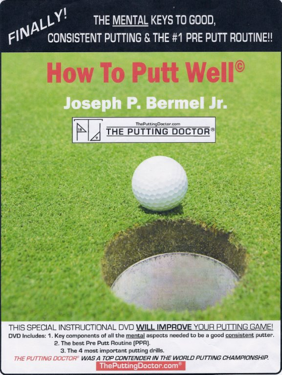 How To Putt Well, Vol #2
